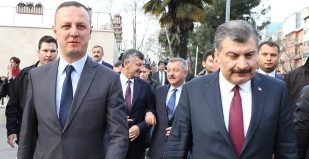 Bakan müjde verdi, Türkmen'in keyfi yerine geldi