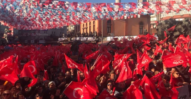 CHP'liler Kılıçdaroğlu'nu bekliyor!...