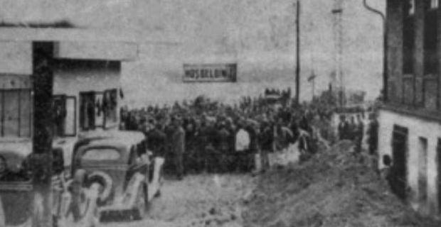 Demiryolu yapılmadan önce Zonguldak`a deniz yolu ile gelirlerdi