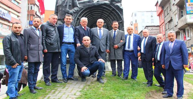 DSP Adayına, Genel Başkan Yardımıcısı desteği geldi