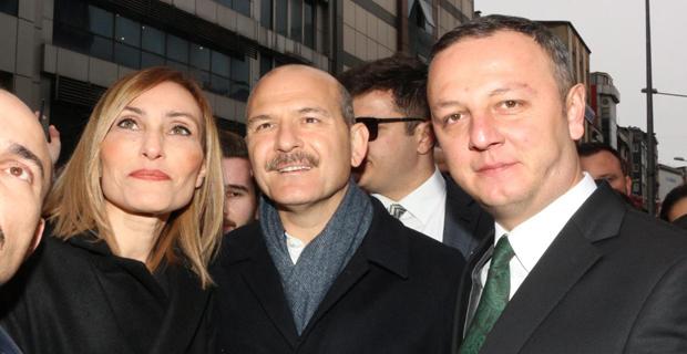 İçişleri Bakanı: Ömer Selim Alan'ın emrindeyim...