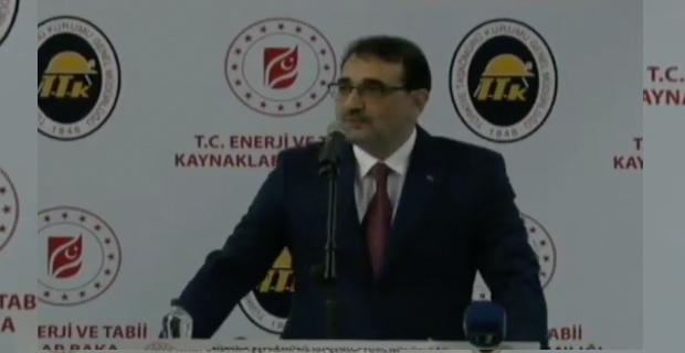 İşte Enerji Bakanı'nın açıklamaları…