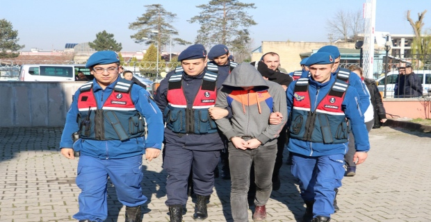 jandarmadan hırsızlara geçit yok: 5 kişi yakalandı