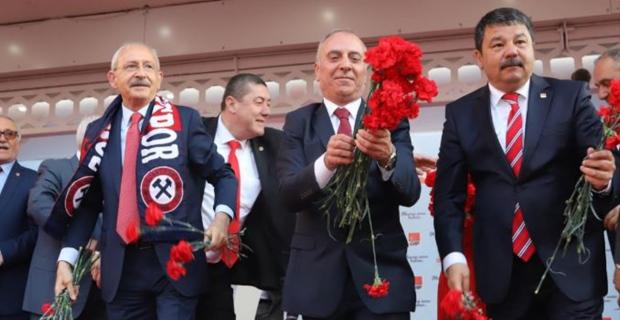 Kılıçdaroğlu: Bizim başkanlarımız düzgündür...