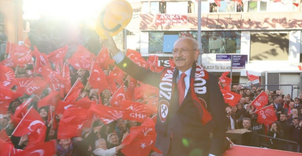 Kılıçdaroğlu: Muharrem Başkan size hizmet etti…