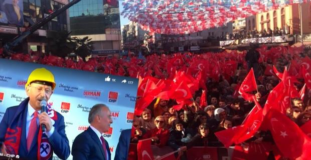 Kılıçdaroğlu, Zonguldak'a sesleniyor!..