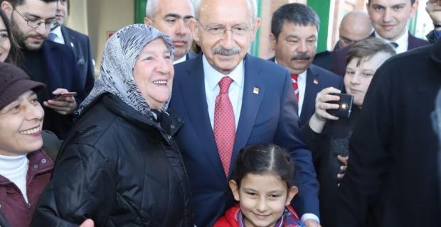 Kılıçdaroğlu Zonguldak'ta