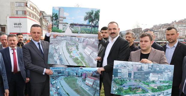 Nergispark Projesi'ni yerinde anlattı