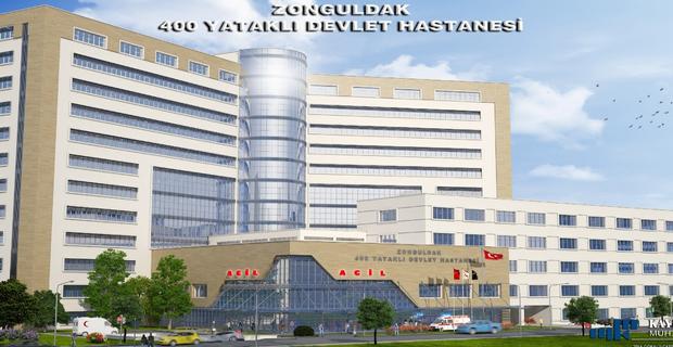 Sağlık Bakanı, Hastane inşaatı için tarih verdi