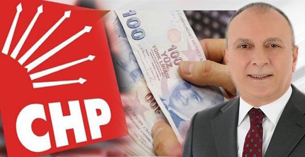 """CHP'li adayın, """"100 bin lira BORCU var"""""""