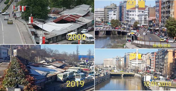 Yıl: 2005... Yıl: 2019... Zonguldak aynı Zonguldak