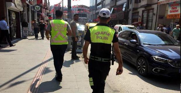 Zonguldak'ta trafiğe kayıtlı araç sayısı...