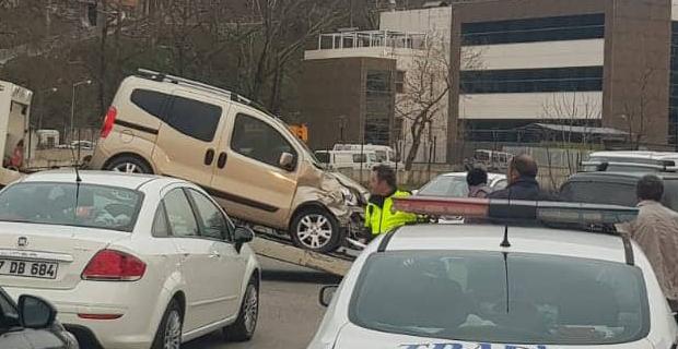 2. Makas'ta trafik kazası