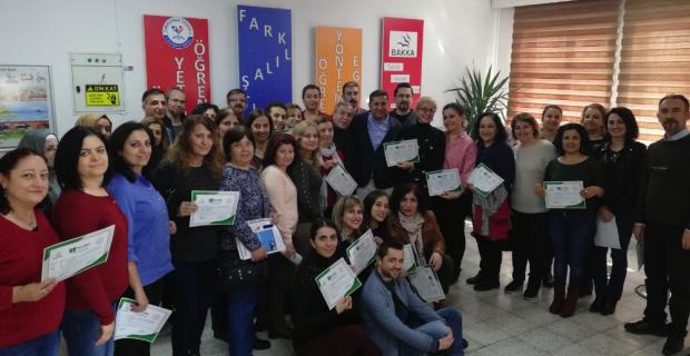 41 öğretmene BAKKA destekli eğitim