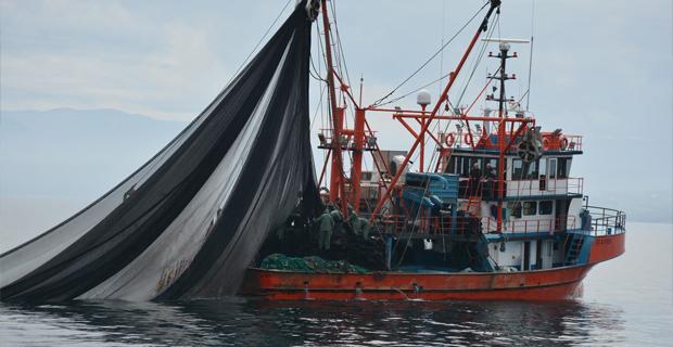 Av sezonu bitti, tekneler limana