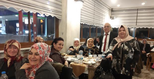 Muhtardan birlik-beraberlik yemeği