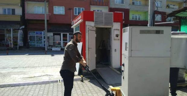 Nebioğlu'nun bankası yoktu, ATM'si oldu...