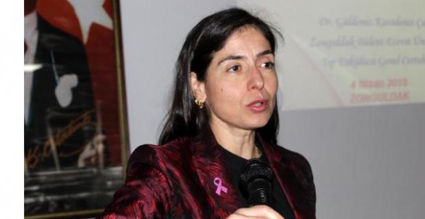 Prof. Dr. Çakmak: 'Kanser vakalarında artış bekleniyor'