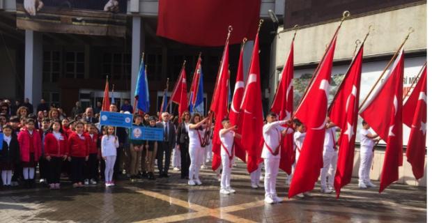 Zonguldak'ta 23 Nisan kutlaması