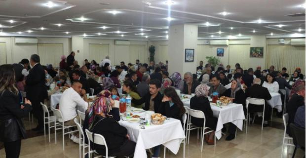 ALAN'dan 'Şehit Ailelerine' iftar...