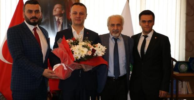 Belediye Başkanı'ndan Galatasaray-Başakşehir yorumu...