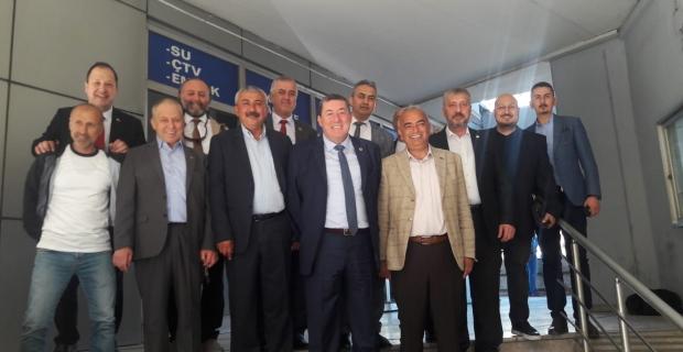 CHP, AK Parti'yi devirdi…