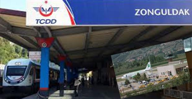 'Havaalanına direkt tren seferi başlamalı'