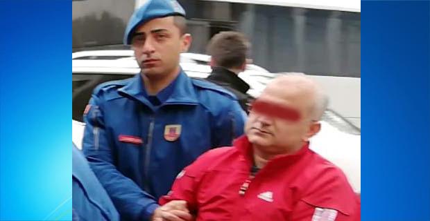 Tutuklu yargılanan yüzbaşı tahliye edildi