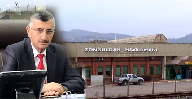 Vali Bektaş'tan Havaalanı açıklaması