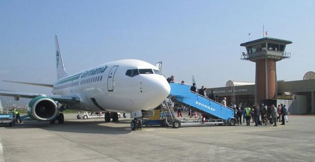 Zonguldak Havaalanında uçuşlar başlıyor... İşte tarih ve seferler...