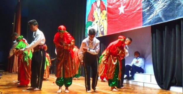 Alevi Kültür Derneği gençlik şöleni düzenledi