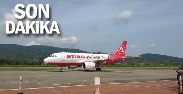 Atlas Global'den, Zonguldak'a ilk sefer