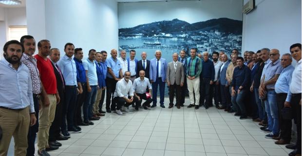 Ereğli Belediyespor'a yeni yönetim