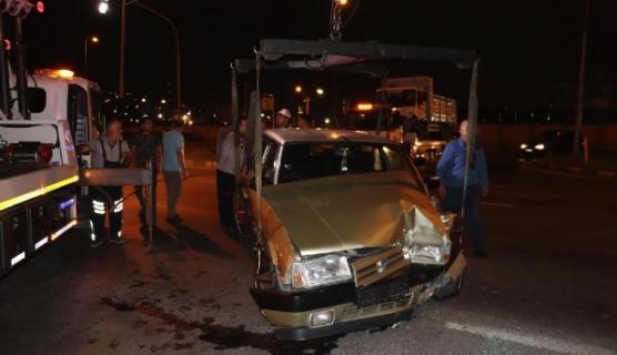 İki kazada 3 kişi yaralandı