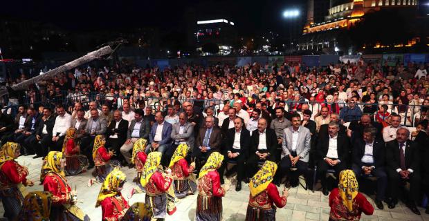 Festivalde GURBET buluşması
