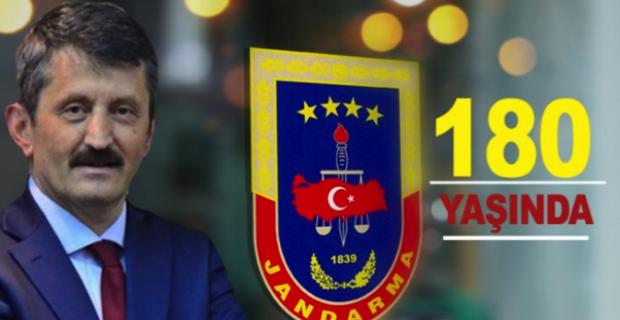 TOSUN; 'Jandarma gurur abidesidir'