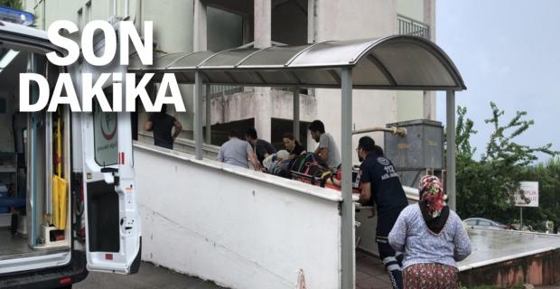 Zonguldak'da patpat kazası : 1 ölü,1 yaralı