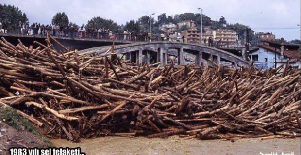 27 Temmuz 1983... Zonguldak Sel felaketi...