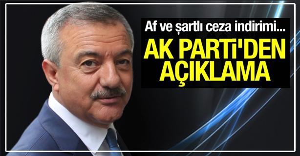 Polat Türkmen'den AF açıklaması