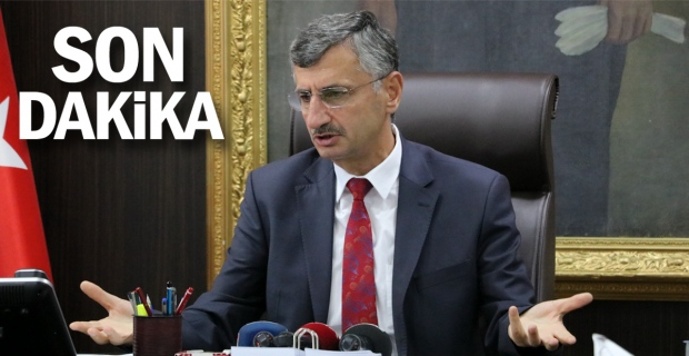 Vali BEKTAŞ, 'Basın Bayramı'nı kutladı