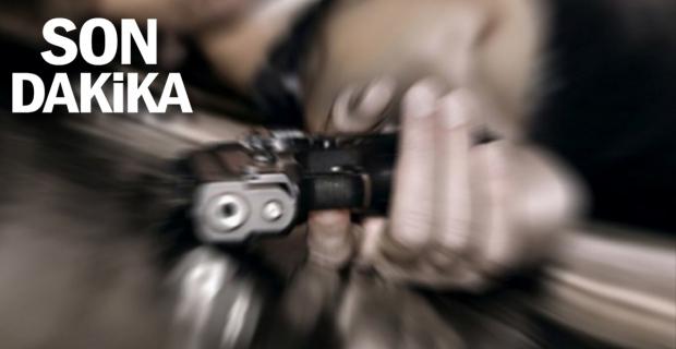 Yaşanan arbedede kendini vurdu