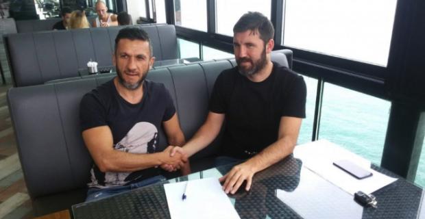Zonguldakspor'da ilk imza atıldı