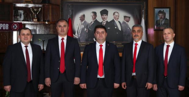 GMİS Genel Başkanı Yeşil; 'Zafer Bayramı Kutlu olsun'