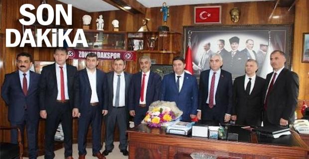 GMİS'ten Zonguldakspor'a 60 bin liralık destek