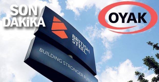 OYAK, İngiliz British Steel'i satın alıyor