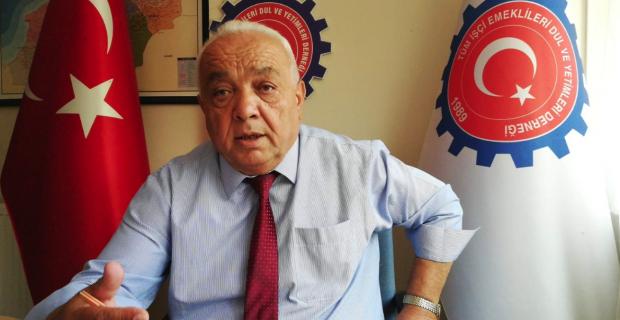 Sarıoğlu; 'Emekliler müjde bekliyor'