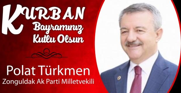 Türkmen Kurban Bayramı'nı kutladı