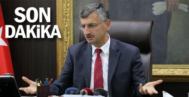 Vali BEKTAŞ Zafer Bayramı'nı kutladı