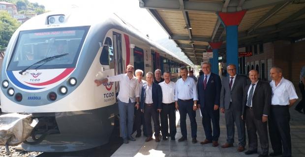 Yolcu trenlerinin kapasitesi artıyor