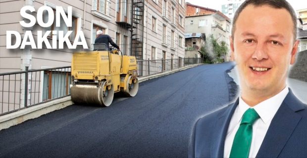 4 mahallenin yolları asfaltlanacak